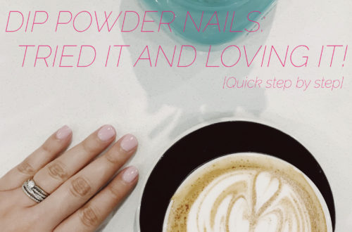 Dip Powder Nails, Venetian Nail Spa, Vintage Park, Houston TX,
